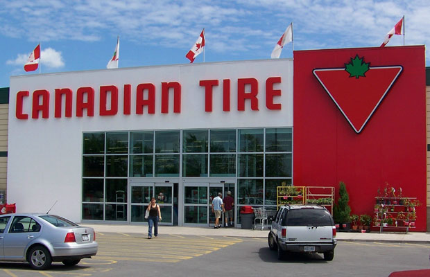 Canadian Tire Associate Store