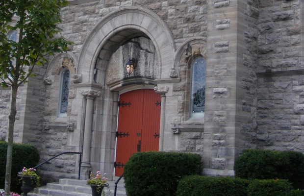 St. John the Evangelist Roman Catholic Church, Gananoque, ON