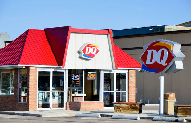 Dairy Queen Gananoque, ON