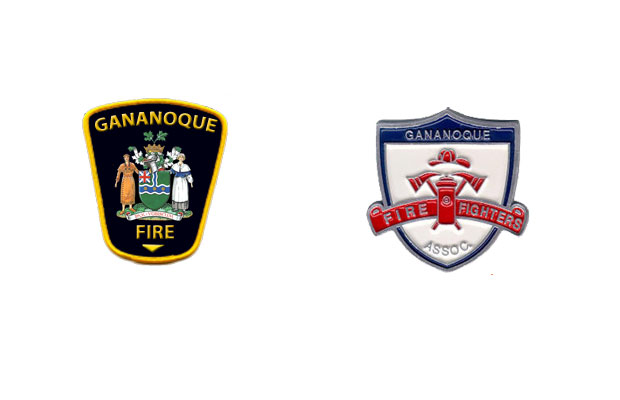 Gananoque Fire Department logos