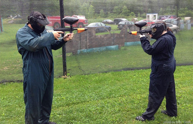 Ground Zero Paintball, Gananoque, ON