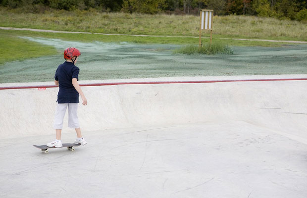 Skateboard Park Gananoque, ON