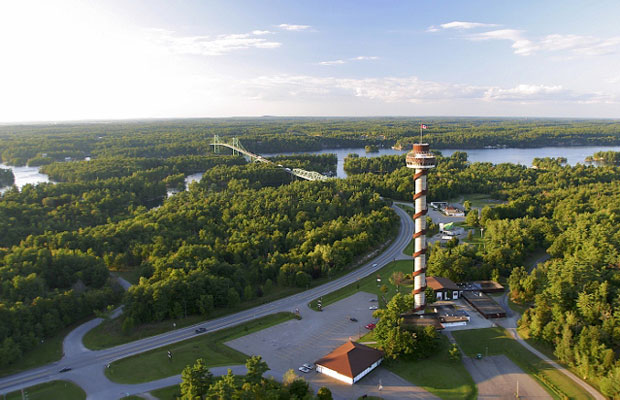 1000 Islands Sky Tower