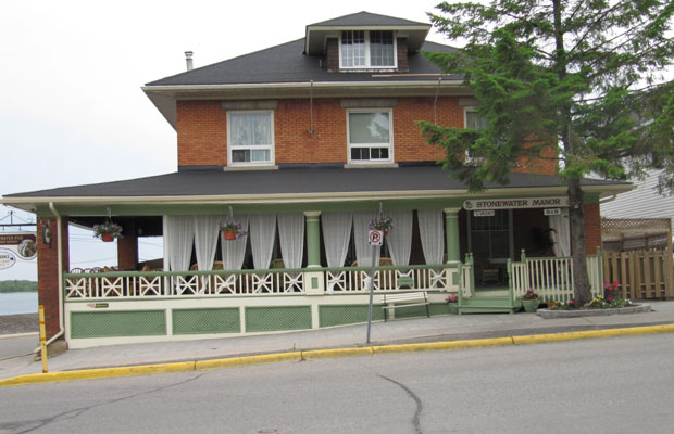 Stonewater Manor Bed and Breakfast