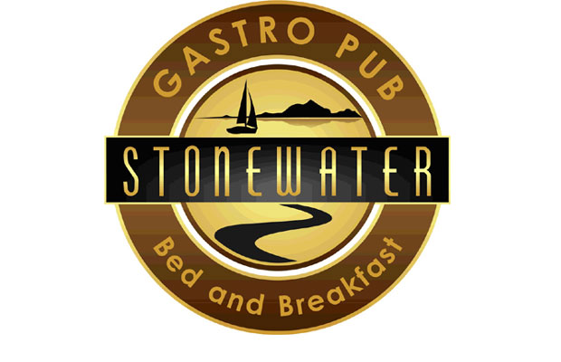 Stonewater Manor Bed and Breakfast logo